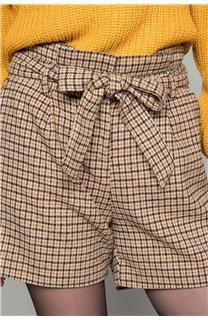 Short Short ODETTE Femme W19702W (49405) - DEELUXE