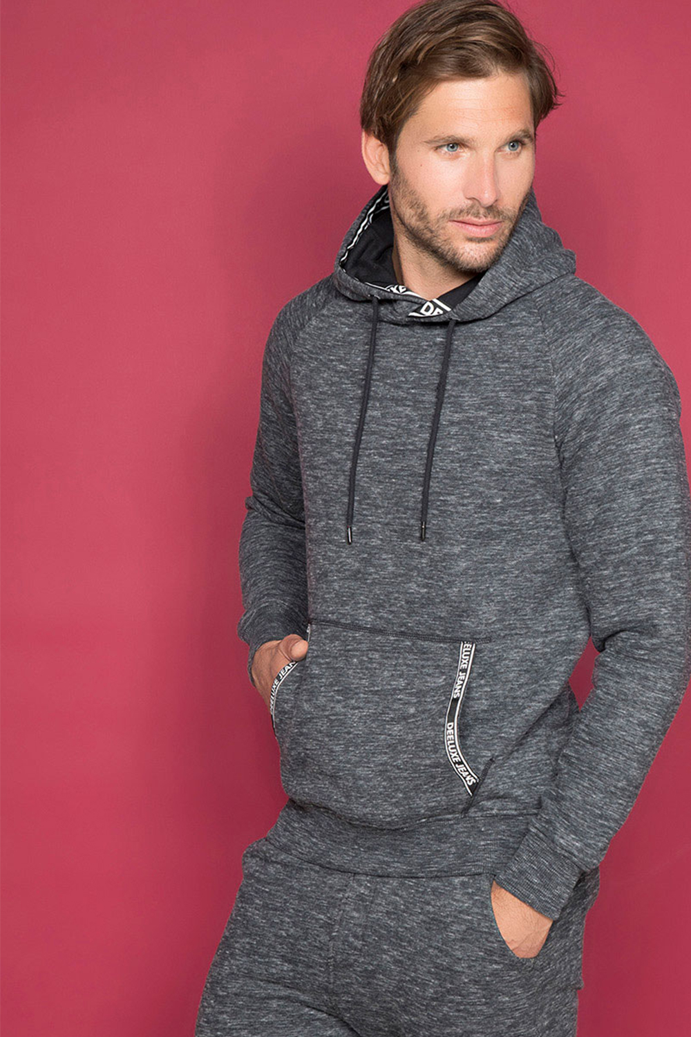 Sweat SWEAT PAPEL Homme W19501 (49520) - DEELUXE