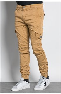 Pantalon PANTALON GARDEN Homme W197017 (49633) - DEELUXE