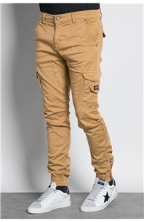 Pantalon PANTALON GARDEN Homme W197017 (49635) - DEELUXE