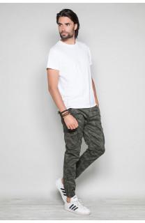 Pantalon PANTALON GARDEN Homme W197017 (49637) - DEELUXE