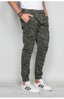 Pantalon PANTALON GARDEN Homme W197017 (49638) - DEELUXE