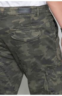 Pantalon PANTALON GARDEN Homme W197017 (49640) - DEELUXE
