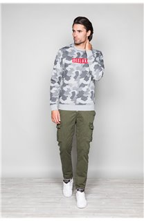 Sweat SWEAT HEATHENS Homme S19536 (49770) - DEELUXE