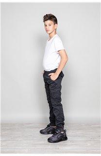 Pantalon PANTALON GARDEN Garçon S197017B (49774) - DEELUXE