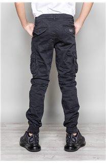 Pantalon PANTALON GARDEN Garçon S197017B (49776) - DEELUXE