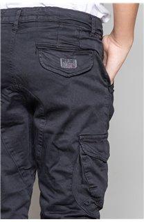 Pantalon PANTALON GARDEN Garçon S197017B (49777) - DEELUXE