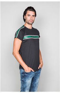 T-Shirt T-SHIRT TRACTION Homme W19101 (49778) - DEELUXE