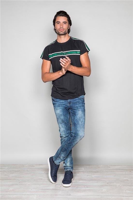 T-shirt TRACTION Homme Deeluxe