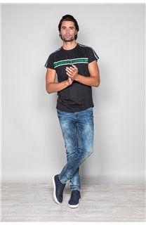 T-Shirt T-SHIRT TRACTION Homme W19101 (49779) - DEELUXE