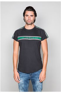 T-Shirt T-SHIRT TRACTION Homme W19101 (49780) - DEELUXE