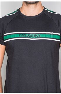 T-Shirt T-SHIRT TRACTION Homme W19101 (49782) - DEELUXE