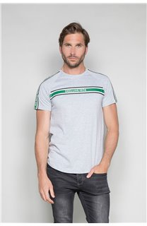 T-Shirt T-SHIRT TRACTION Homme W19101 (49783) - DEELUXE
