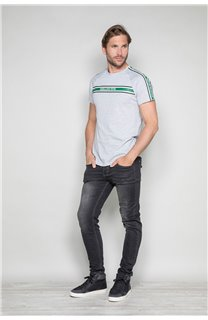 T-Shirt T-SHIRT TRACTION Homme W19101 (49784) - DEELUXE