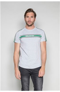 T-Shirt T-SHIRT TRACTION Homme W19101 (49785) - DEELUXE