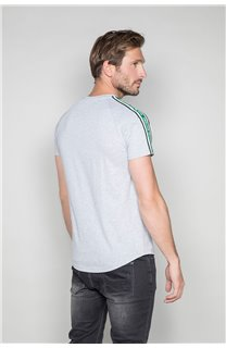 T-Shirt T-SHIRT TRACTION Homme W19101 (49786) - DEELUXE