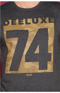 T-Shirt T-SHIRT SHORES Homme W19118 (49792) - DEELUXE