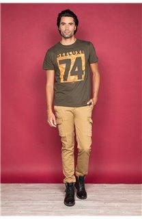 T-Shirt T-SHIRT SHORES Homme W19118 (49794) - DEELUXE