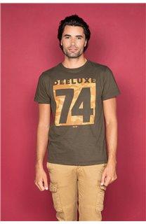 T-Shirt T-SHIRT SHORES Homme W19118 (49795) - DEELUXE