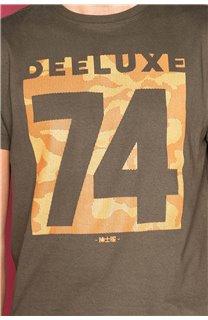 T-Shirt T-SHIRT SHORES Homme W19118 (49797) - DEELUXE