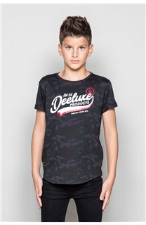 T-Shirt MILO Garçon W19140B (49803) - DEELUXE