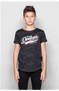 T-Shirt MILO Garçon W19140B (49805) - DEELUXE