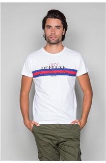 T-Shirt T-SHIRT DRAKE Homme W19142 (49808) - DEELUXE