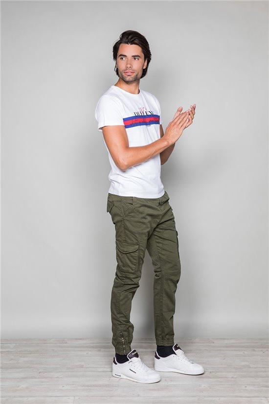 T-Shirt T-SHIRT DRAKE Homme W19142 (49306) - DEELUXE