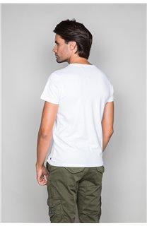 T-Shirt T-SHIRT DRAKE Homme W19142 (49811) - DEELUXE