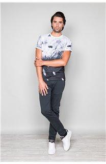 T-Shirt T-SHIRT WINGS Homme W19175 (49814) - DEELUXE