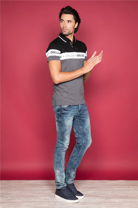 Polo GIOVANNI Homme Deeluxe