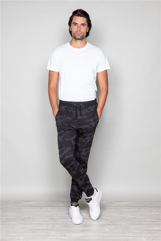 Pantalon JOGGING RUN Homme W197104 (50152) - DEELUXE