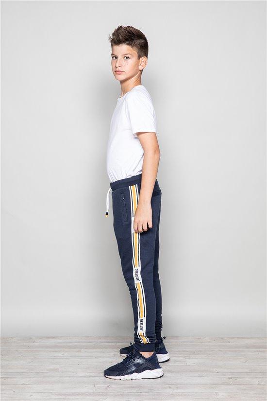 Pantalon VAAST Garçon W197118B (50171) - DEELUXE