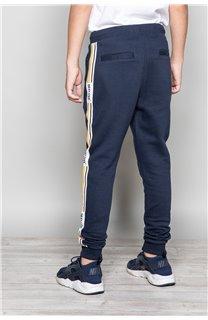 Pantalon Pantalon VAAST Garçon W197118B (50174) - DEELUXE