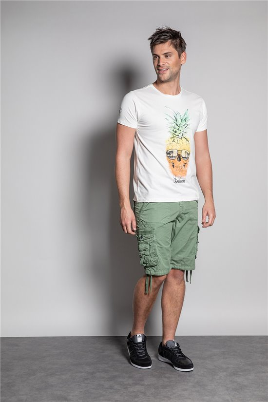T-shirt EDDY Homme Deeluxe