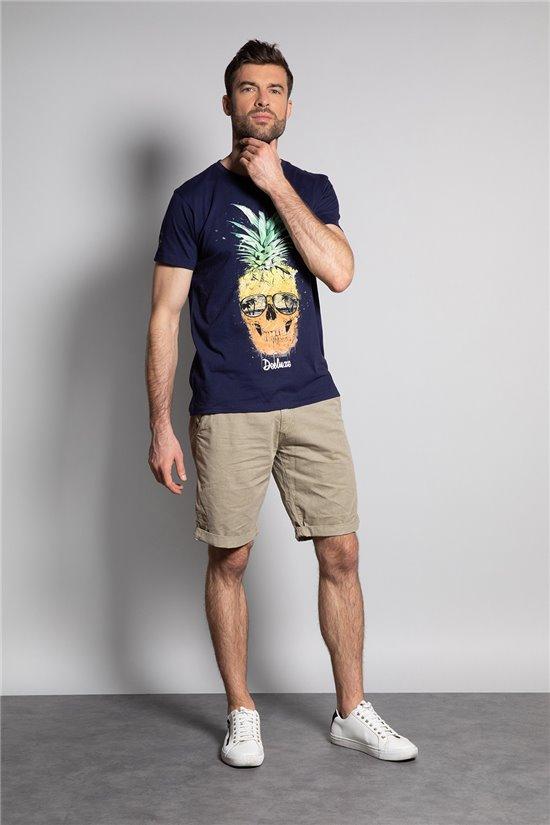 T-Shirt T-SHIRT EDDY Homme S20150 (50417) - DEELUXE