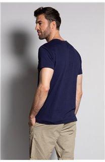 T-Shirt T-SHIRT EDDY Homme S20150 (50420) - DEELUXE