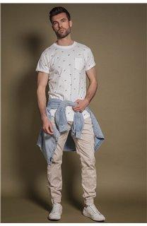 T-shirt DJEMBE Homme Deeluxe