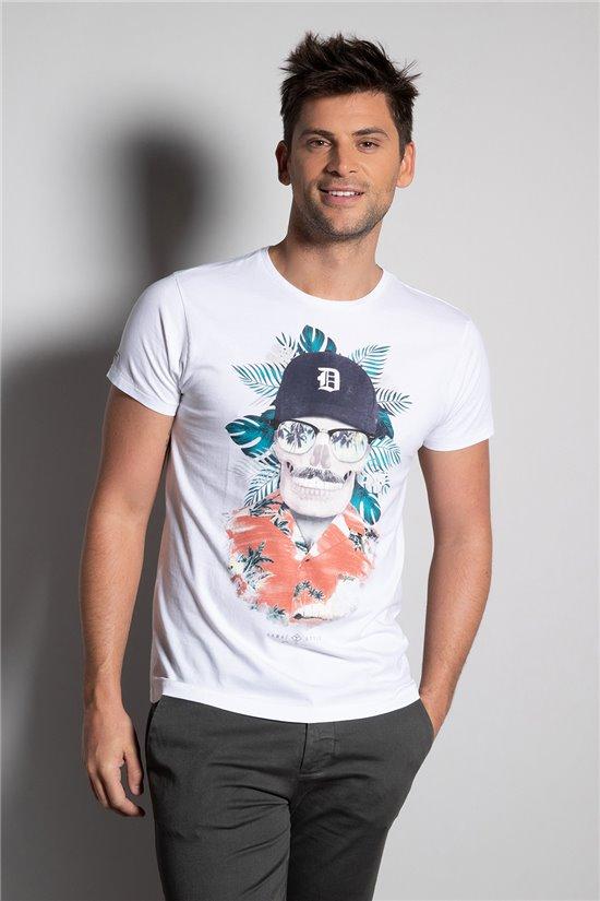 T-shirt DOBY Homme Deeluxe