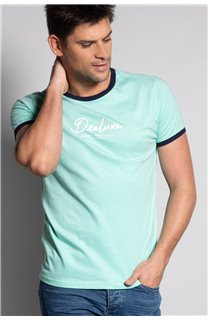 T-Shirt HYLTER Homme S20110 (50506) - DEELUXE