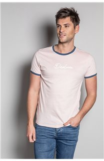 T-Shirt HYLTER Homme S20110 (50507) - DEELUXE