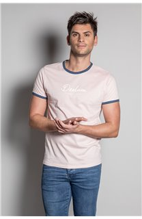 T-Shirt HYLTER Homme S20110 (50508) - DEELUXE