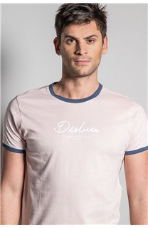 T-Shirt HYLTER Homme S20110 (50511) - DEELUXE