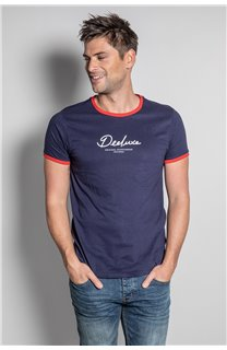 T-Shirt HYLTER Homme S20110 (50514) - DEELUXE