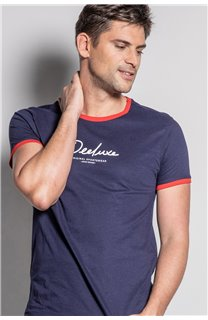 T-Shirt HYLTER Homme S20110 (50516) - DEELUXE