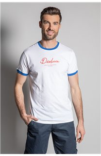 T-Shirt HYLTER Homme S20110 (50519) - DEELUXE