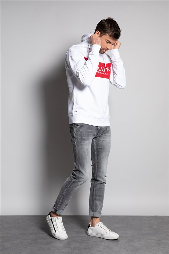 Sweat SWEAT FIVE Homme S20507 (50532) - DEELUXE
