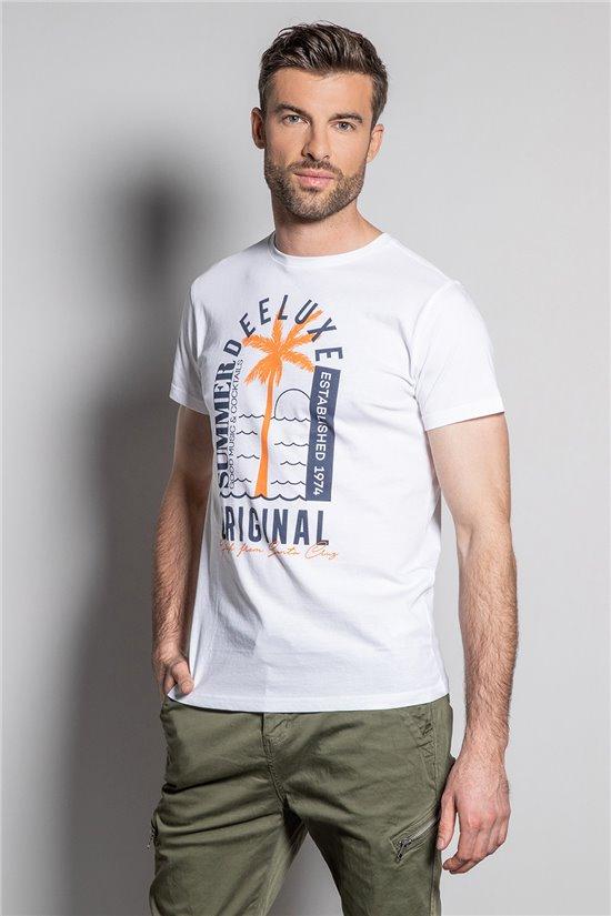 T-shirt CRUZ Homme Deeluxe