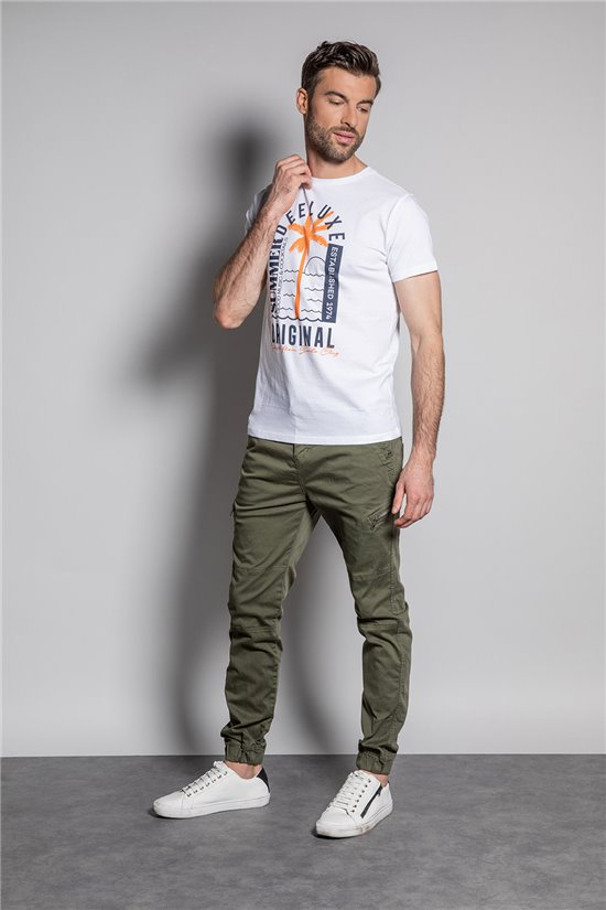 Pantalon PANTALON DUBAI Homme S207015 (50622) - DEELUXE