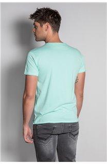 T-Shirt FLAGY Homme S20116 (50640) - DEELUXE